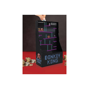Nintendo - Tirelire Donkey Kong Tirelire Nintendo, modèle Donkey Kong.