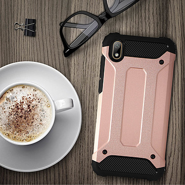 Avis Avizar Coque Rose Champagne pour Huawei Y5 2019 , Honor 8S