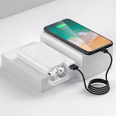 Acheter Avizar Chargeur de secours Blanc pour Smartphones et tablettes