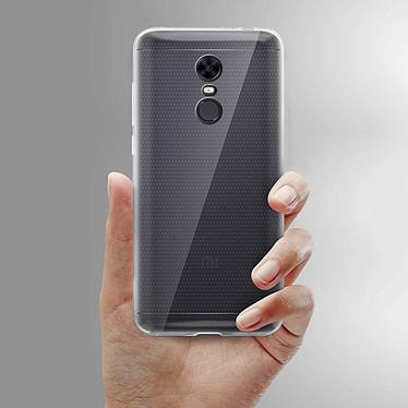 Acheter Avizar Coque Transparent pour Xiaomi Redmi 5 Plus