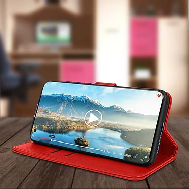 Avis Avizar Etui folio Rouge pour Xiaomi Mi 10 , Xiaomi Mi 10 Pro