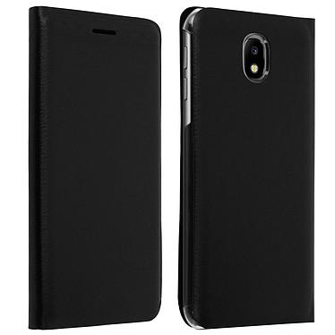 Avizar Etui folio Noir pour Samsung Galaxy J3 2017 pas cher
