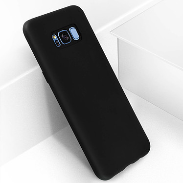 Avizar Coque Noir pour Samsung Galaxy S8 Plus pas cher