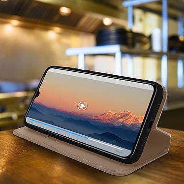 Avis Avizar Etui folio Dorée pour Xiaomi Mi 9 Lite