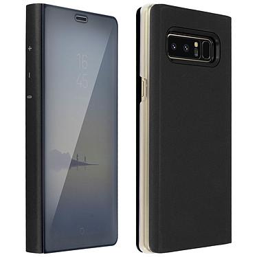 Avizar Etui folio Noir pour Samsung Galaxy Note 8 Etui folio Noir Samsung Galaxy Note 8