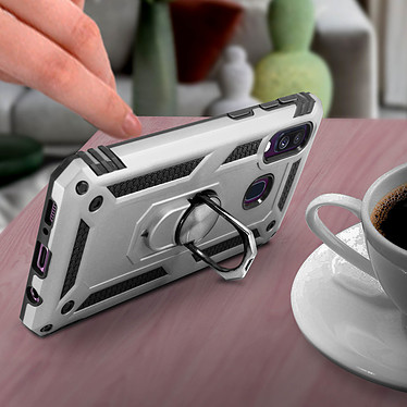 Avis Avizar Coque Argent pour Samsung Galaxy A40