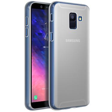 Avizar Coque Transparent Souple pour Samsung Galaxy J6 pas cher