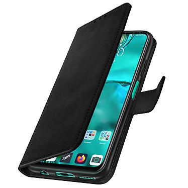 Avizar Etui folio Noir pour Huawei P40 Lite pas cher