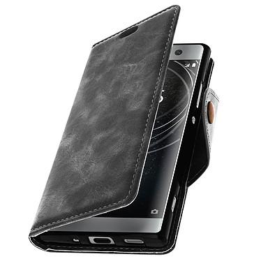 Avizar Etui folio Gris pour Sony Xperia XA2 Etui folio Gris Sony Xperia XA2
