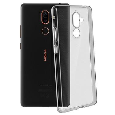 Avizar Coque Transparent pour Nokia 7 plus Coque Transparent Nokia 7 plus