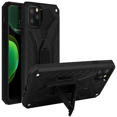 Avizar Coque Noir Béquille Intégrée pour Apple iPhone 11 Pro Max pas cher