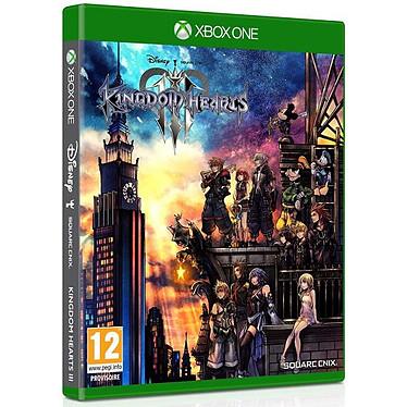 Kingdom Hearts 3 (XBOX ONE) Jeu XBOX ONE Action-Aventure 12 ans et plus