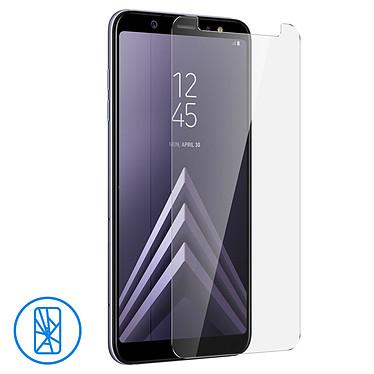 Avis Avizar Film verre trempé Transparent pour Samsung Galaxy A6 Plus