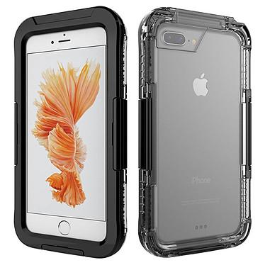 Avizar Coque étanche Noir pour Apple iPhone 7 Plus , Apple iPhone 8 Plus Coque étanche Noir Apple iPhone 7 Plus , Apple iPhone 8 Plus