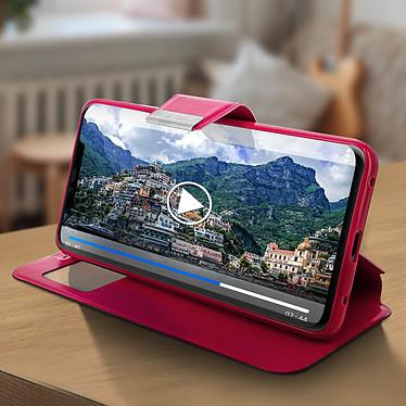 Avis Avizar Etui folio Rose pour Huawei Mate 20 Pro