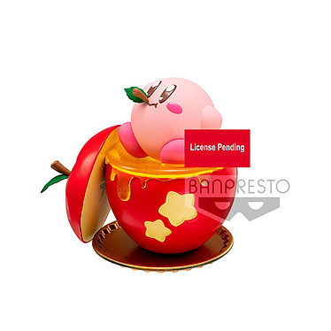 Nintendo - Figurine Paldoce Collection Vol. 1 Kirby Ver. A 6 cm Figurine Paldoce Collection Vol. 1 Kirby Ver. A 6 cm.