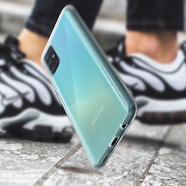 Avis Avizar Coque Transparent pour Samsung Galaxy A51