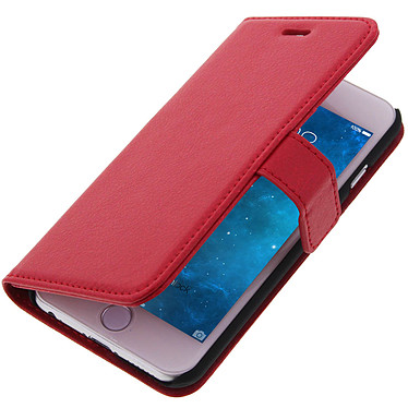 Avizar Etui folio Rouge pour Apple iPhone 6 , Apple iPhone 6S Etui folio Rouge Apple iPhone 6 , Apple iPhone 6S