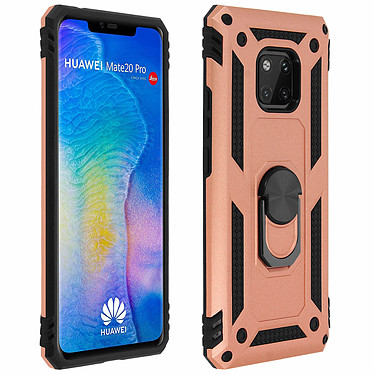 Avizar Coque Rose Champagne pour Huawei Mate 20 Pro Coque Rose Champagne Huawei Mate 20 Pro