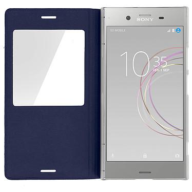 Acheter Avizar Etui folio Bleu Nuit pour Sony Xperia XZ1