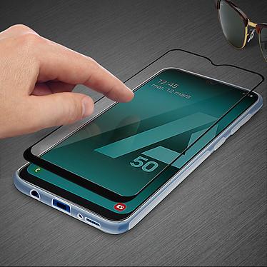 Acheter Avizar Pack protection Noir pour Samsung Galaxy A50 , Samsung Galaxy A30s