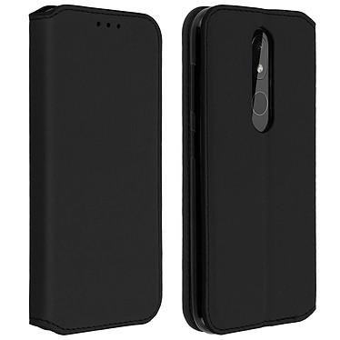 Avizar Etui folio Noir pour Nokia 3.2 Etui folio Noir Nokia 3.2
