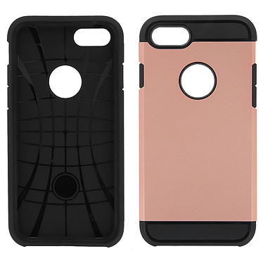 Avizar Coque Rose Champagne pour Apple iPhone 7 , Apple iPhone 8 , Apple iPhone SE 2020 pas cher