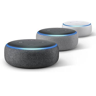 Avis Amazon Echo Dot 3ème Génération Blanc