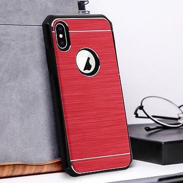 Acheter Avizar Coque Rouge Rigide pour Apple iPhone X , Apple iPhone XS