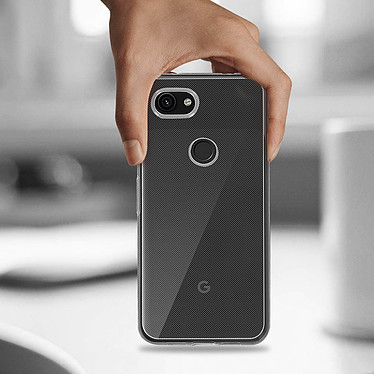 Acheter Avizar Pack protection Transparent pour Google Pixel 3A