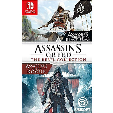 Assassin s Creed The Rebel Collection (SWITCH) Jeu SWITCH Action-Aventure 18 ans et plus