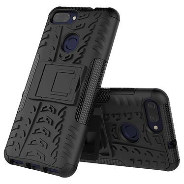 Avizar Coque Noir pour Asus Zenfone Max Plus M1 pas cher