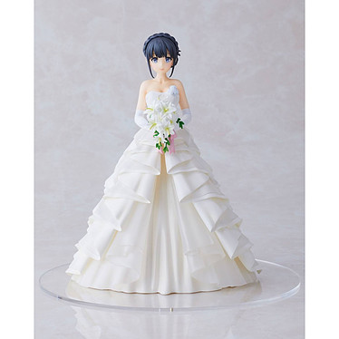 Rascal Does Not Dream of Bunny Girl Senpai - Statuette 1/7 Shoko Mahinohara Wedding Ver. 22 cm Statuette 1/7 Rascal Does Not Dream of Bunny Girl Senpai, modèle Shoko Mahinohara Wedding Ver. 22 cm.