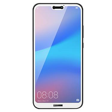 Avis Avizar Film verre trempé Blanc pour Huawei P20 Lite
