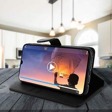 Avis Avizar Etui folio Noir pour Samsung Galaxy A70