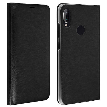 Avizar Etui folio Noir pour Xiaomi Redmi Note 7 Etui folio Noir Xiaomi Redmi Note 7