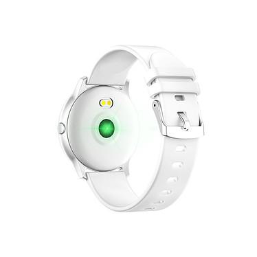 Avis Cellys Montre connectée Bluetooth 4.0 IP67 HR-CONNECT Blanc