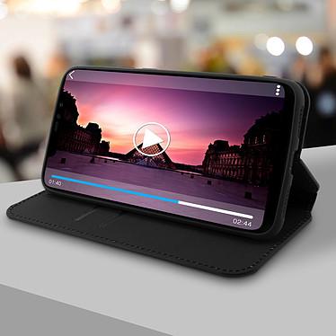 Avis Avizar Etui folio Noir Stand Vidéo pour Xiaomi Redmi Note 6 Pro
