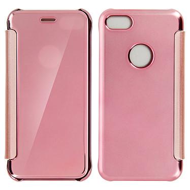Avizar Etui folio Rose pour Apple iPhone 7 , Apple iPhone 8 , Apple iPhone SE 2020 Etui folio Rose Apple iPhone 7 , Apple iPhone 8 , Apple iPhone SE 2020