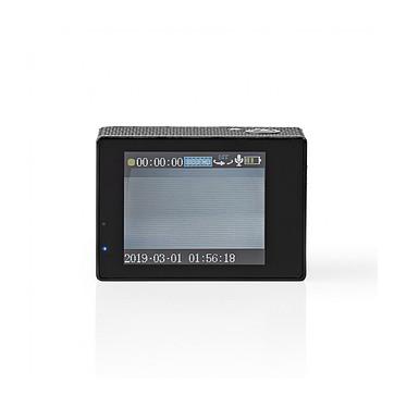 Avis NEDIS Caméra sport Full HD 1080p Wi-Fi Noir
