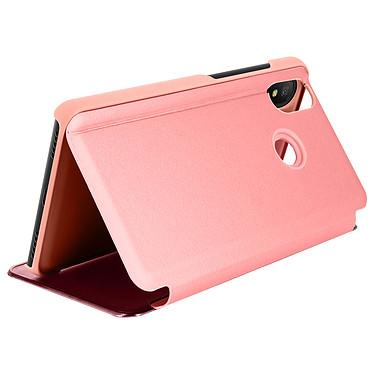 Avis Avizar Etui folio Rose Champagne pour Xiaomi Mi A2