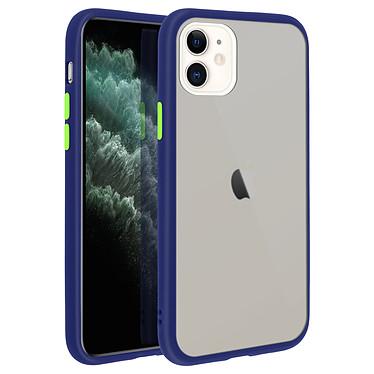 Avizar Coque Bleu Nuit pour Apple iPhone 11 pas cher