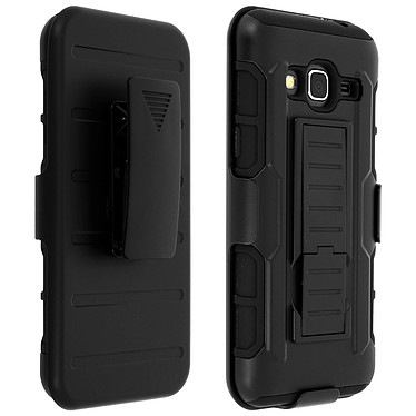 Avis Avizar Coque Noir pour Samsung Galaxy J3