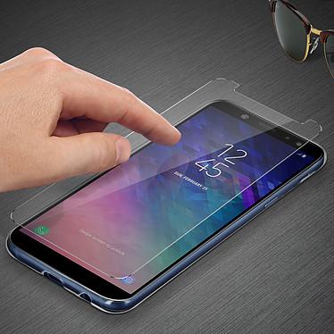 Avis Avizar Coque Transparent pour Samsung Galaxy A6