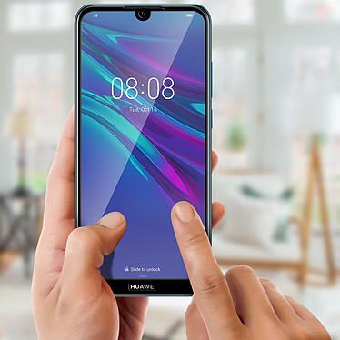 Acheter Avizar Film verre trempé Noir pour Honor 8A , Huawei Y6 2019 , Huawei Y6S