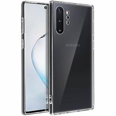 Avizar Coque Transparent pour Samsung Galaxy Note 10 Plus Coque Transparent Samsung Galaxy Note 10 Plus