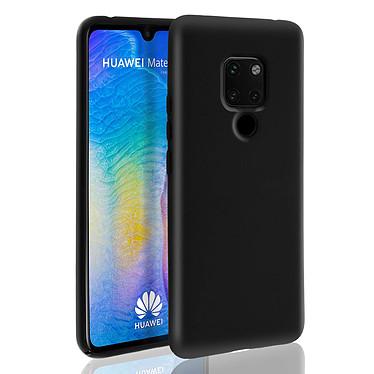Avizar Coque Noir pour Huawei Mate 20 pas cher