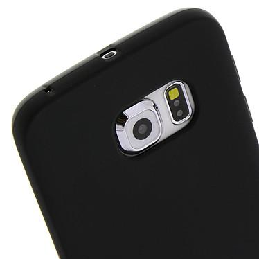 Avis Avizar Coque Noir pour Samsung Galaxy S6 Edge