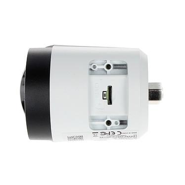 Avis Caméra bullet IP 2MP PoE - Dahua