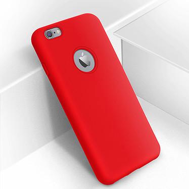 Avizar Coque Rouge pour Apple iPhone 6 Plus , Apple iPhone 6S Plus pas cher